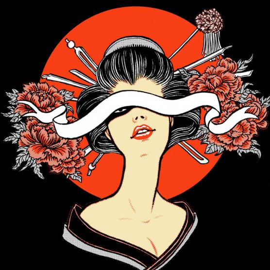 Esta artista redime a las mujeres asiáticas y su identidad cultural