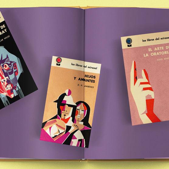 Las portadas de Cotta retoman la palestra editorial