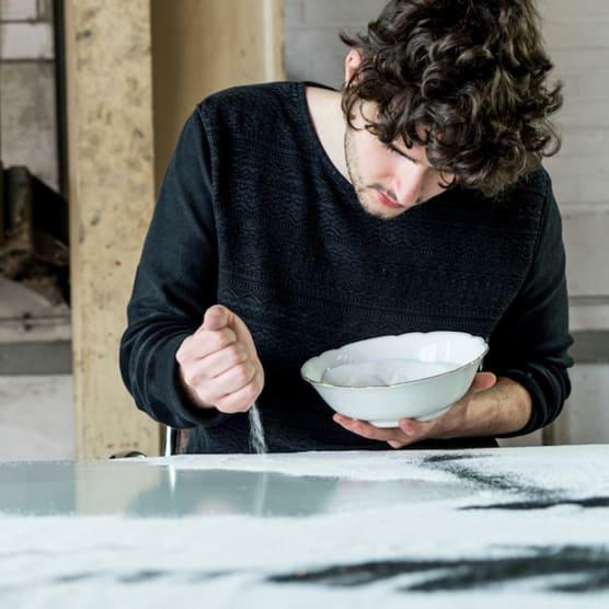 Tim Bengel: el artista de la arena