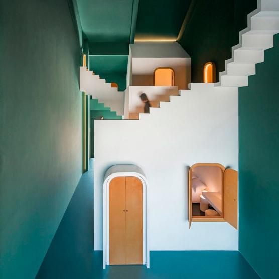 The Other Place - Guilin Litopia es el hotel más instagrameable del mundo
