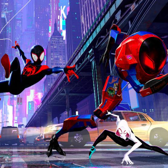 El extraordinario arte detrás de Spider-Man: Into the Spider-Verse