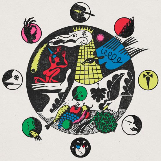 El Tarot se reinventa con ilustraciones de Sophy Hollington