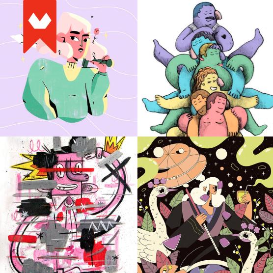 Ilustradoras e ilustradores mexicanos a seguir en 2019