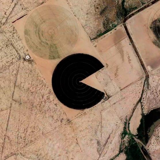 El cortometraje que usa Google Earth para mostrar la belleza del mundo