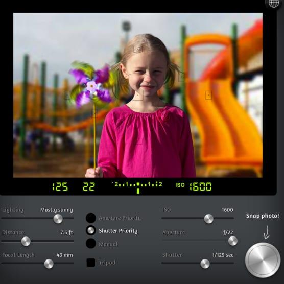 Simuladores fotográficos para iniciarte con tu cámara digital
