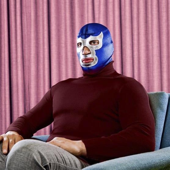 Fotograficante: luces, colosos y máscaras mexicanas