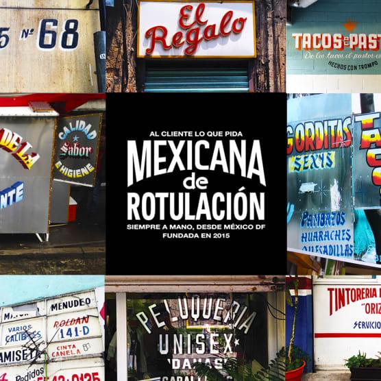 El rotulismo en México: tradición e identidad