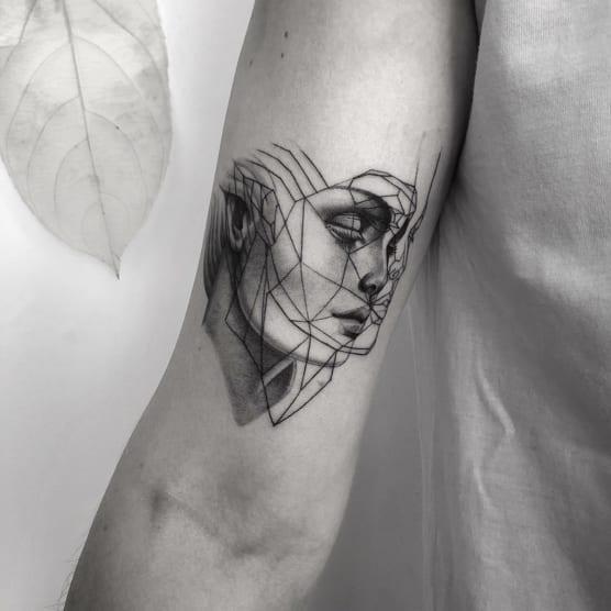 Los 10 ilustradores del tatuaje favoritos de la comunidad de Domestika
