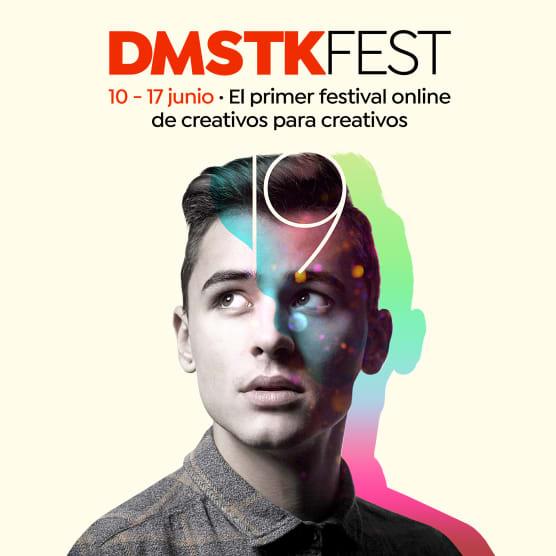 DMSTKFest: el festival online de la creatividad