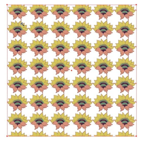 Cómo diseñar un pattern sencillo en Ilustrator