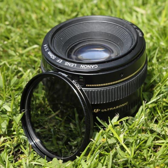 Qué es un filtro polarizador y cuándo usarlo en fotografía