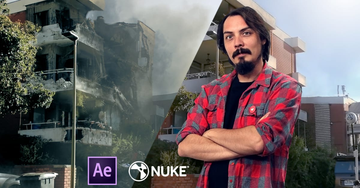 Introduction to Digital Compositing in Post-production