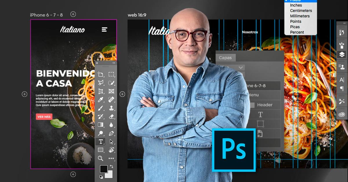 Adobe Photoshop for Web Design