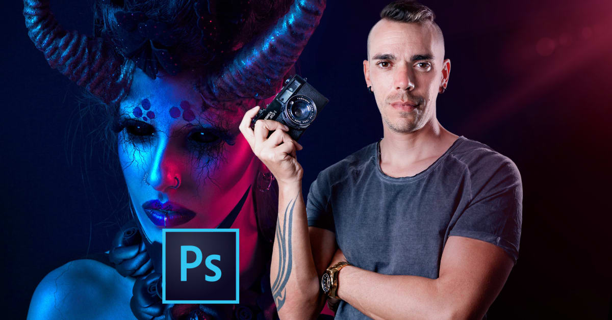 Creation of Characters with Photoshop