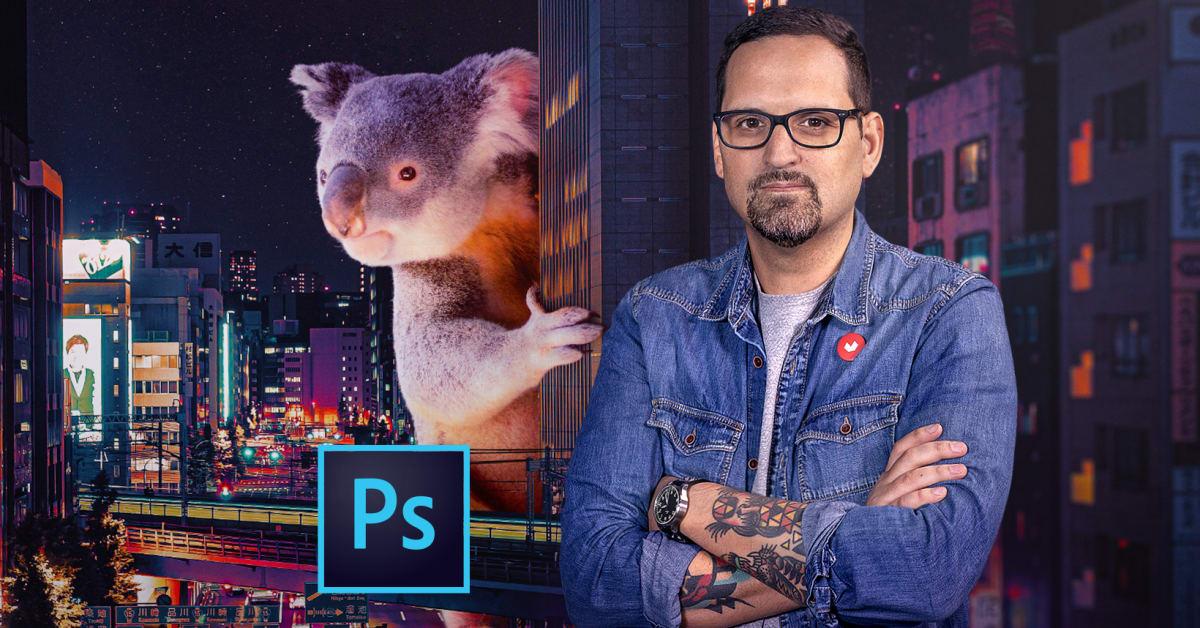 Surrealistic Photomontage with Photoshop