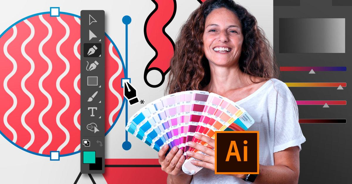 Adobe Illustrator for Graphic Design