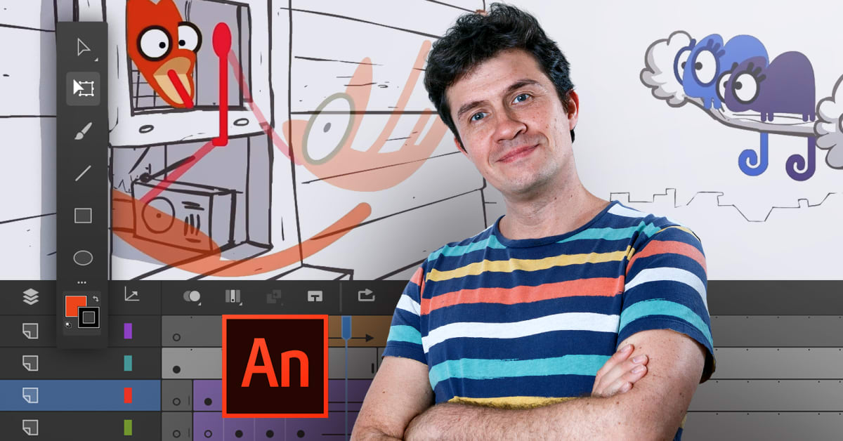 Introduction to Adobe Animate