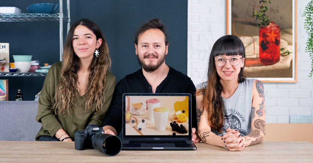 Creating Culinary Photo Series