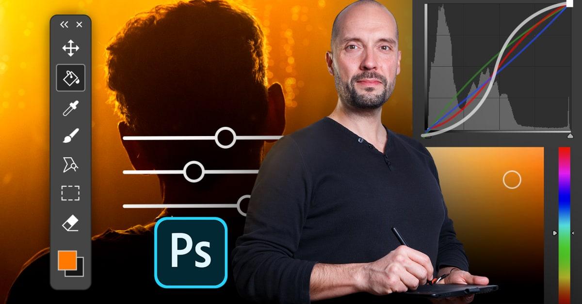 Adobe Photoshop for Color Correction