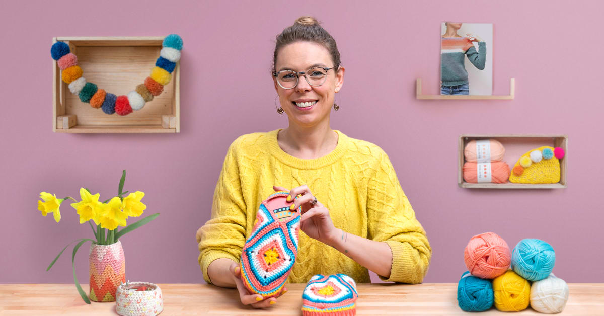 Upcycling with Crochet for Beginners