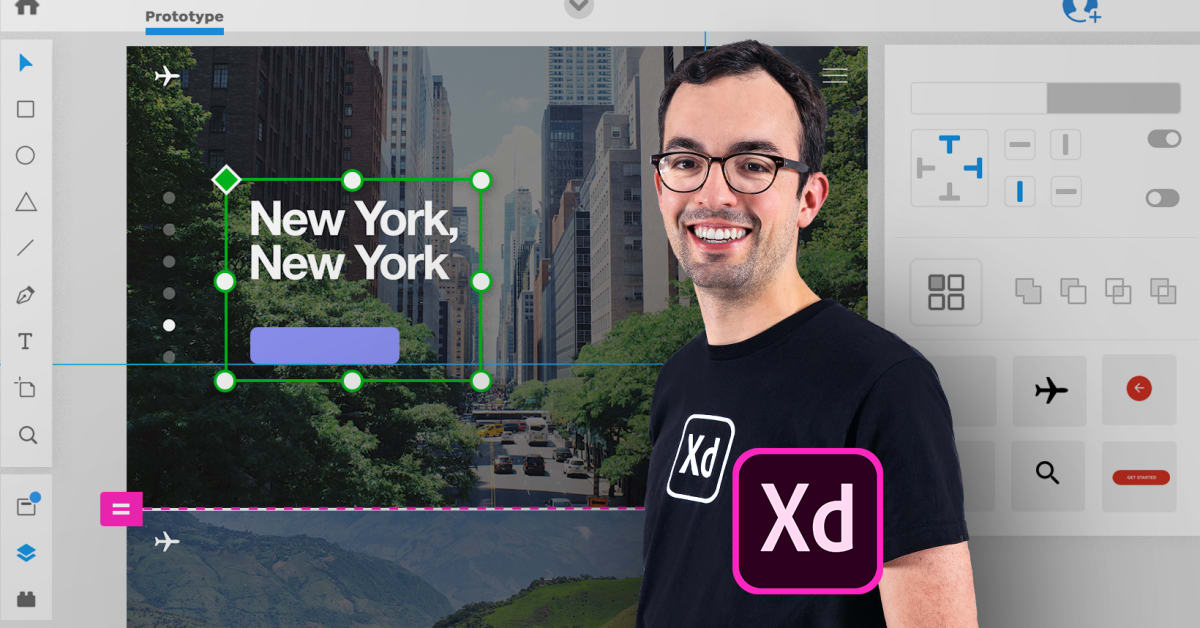 Introduction to Adobe XD