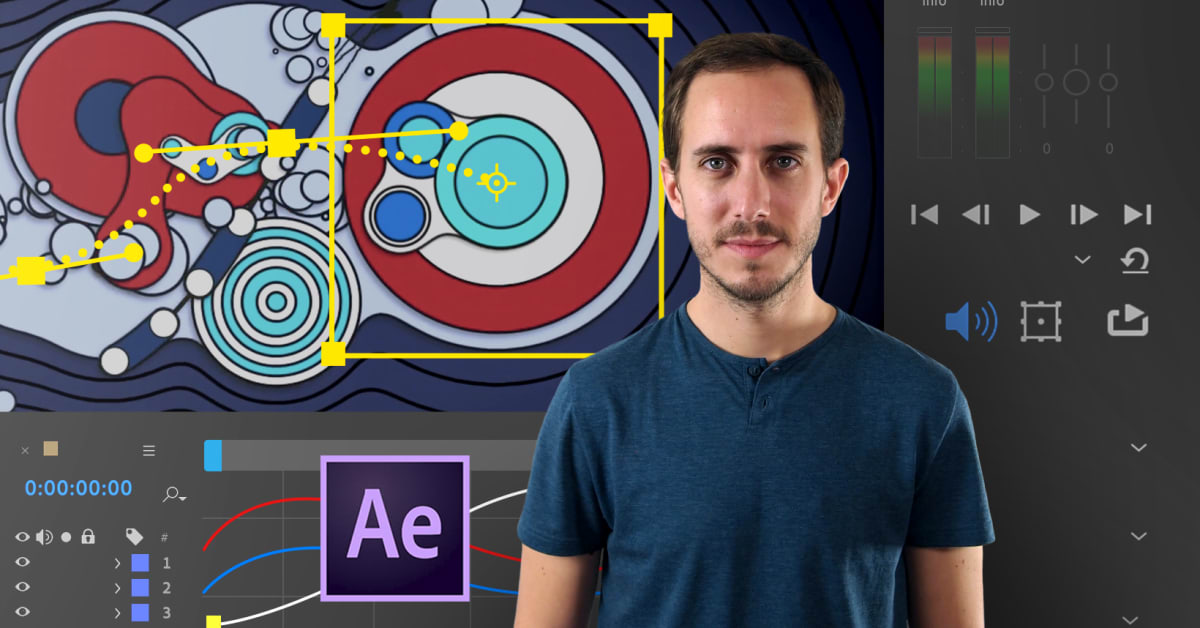 Expressive Motion Graphics Animations