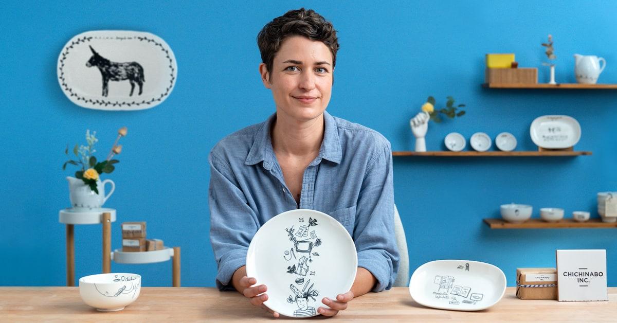 Decoration with Digital Ceramic Decals