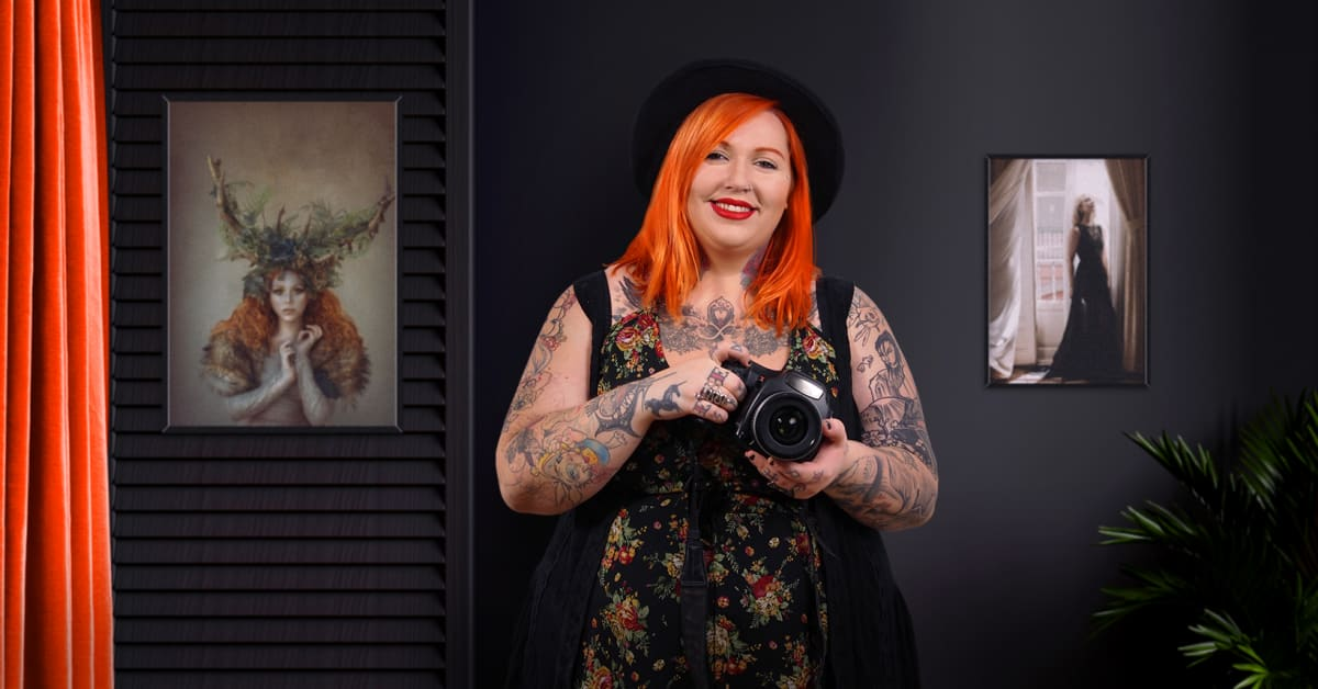 Photography for Fashion and Digital Retouching