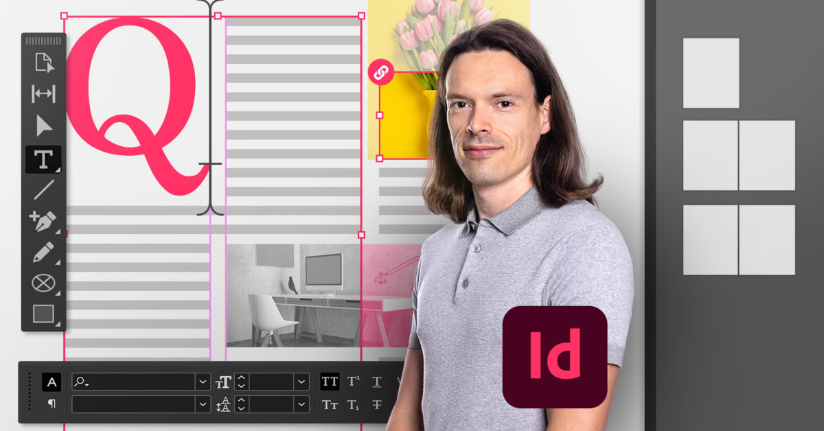 Adobe InDesign for Beginners
