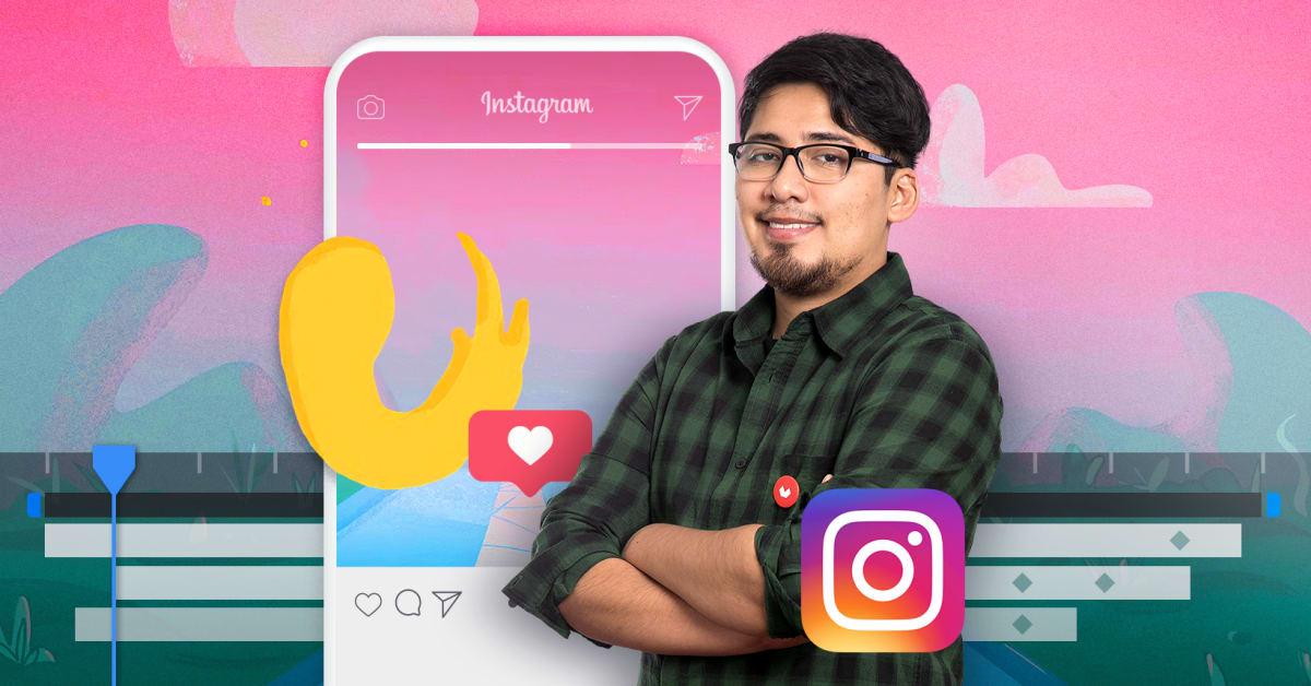 Motion Graphics for Instagram