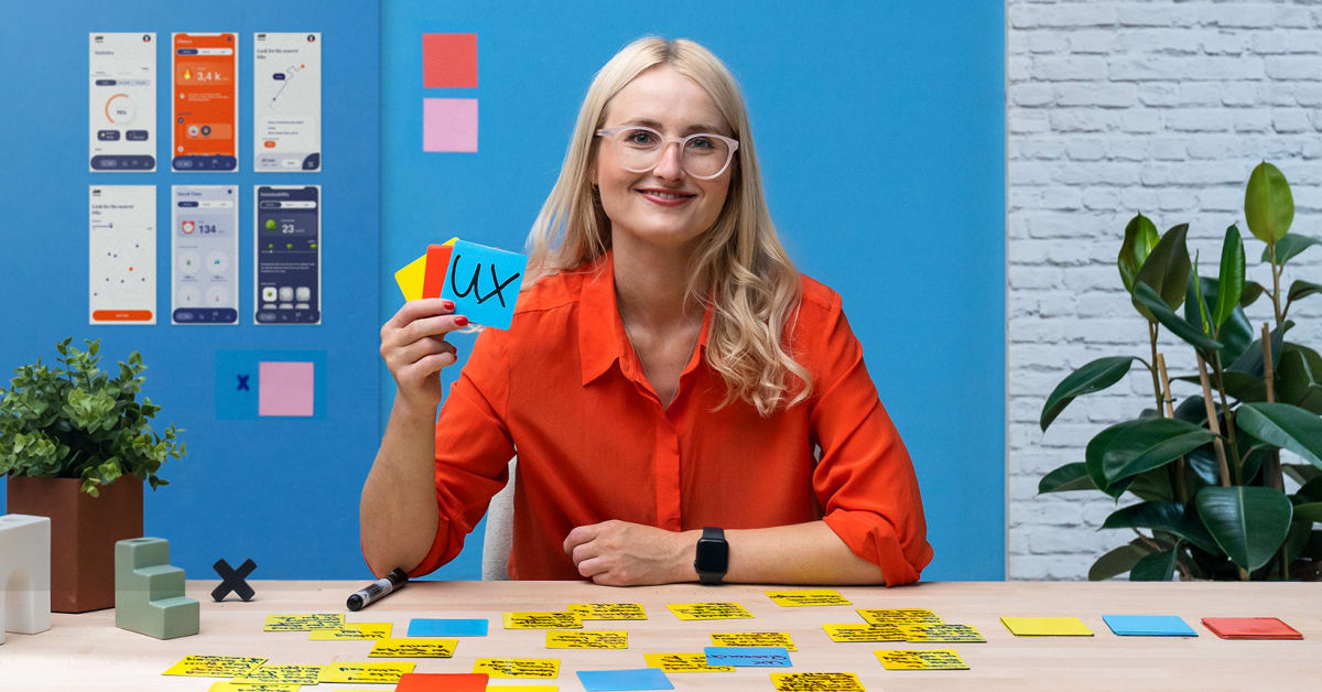 UX Research 101 - Design online course by Patricia Reiners