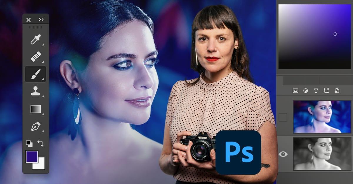 Adobe Photoshop for Professional Photo Editing