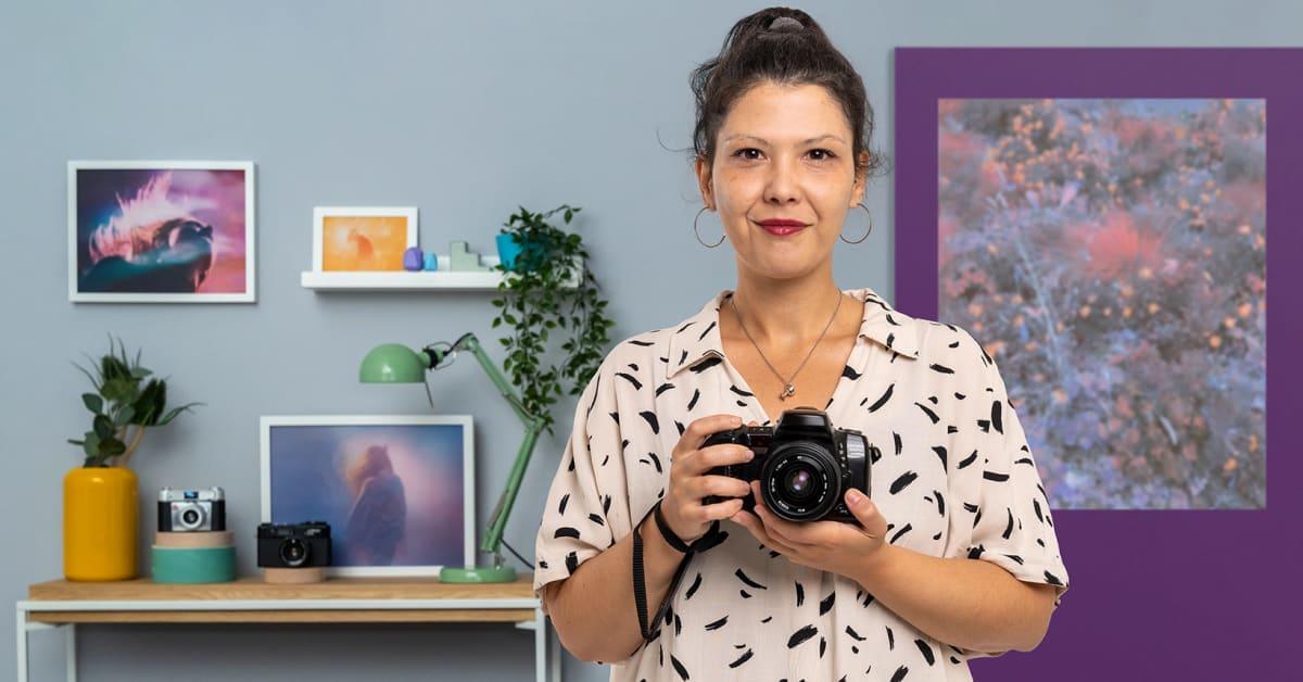 Analog Portrait Photography: Creating Unique Atmospheres