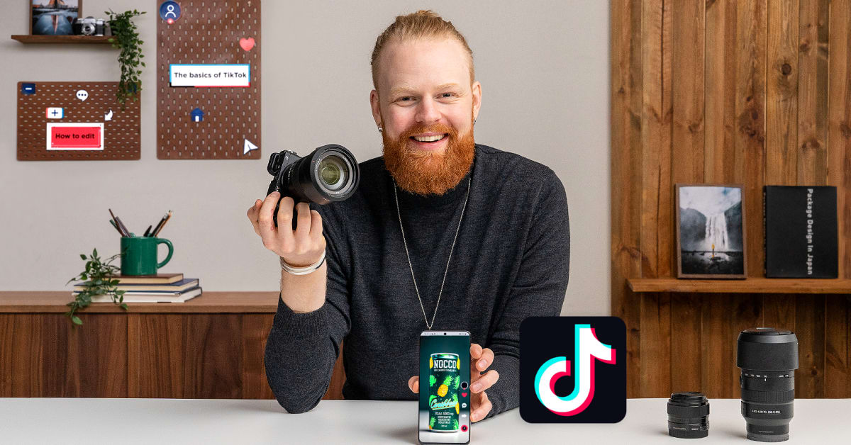 Introduction to TikTok for Creatives