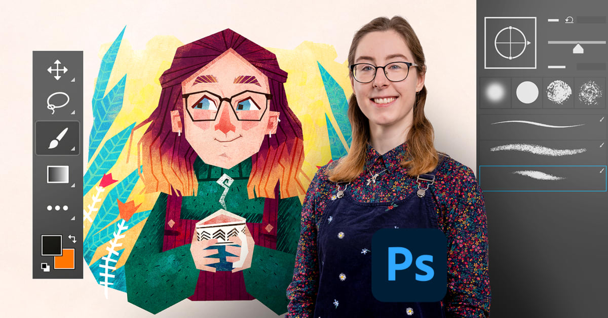 Introduction to Photoshop for Illustrators