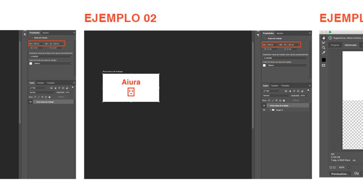 Problemas Con La Exportacion De Mesas De Trabajo De Photoshop Cc Diseno Grafico Domestika