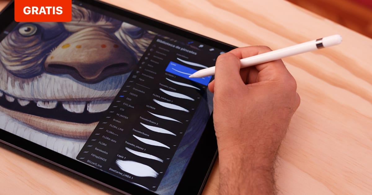 Descarga gratis una guía para personalizar pinceles en Procreate | Blog | Domestika