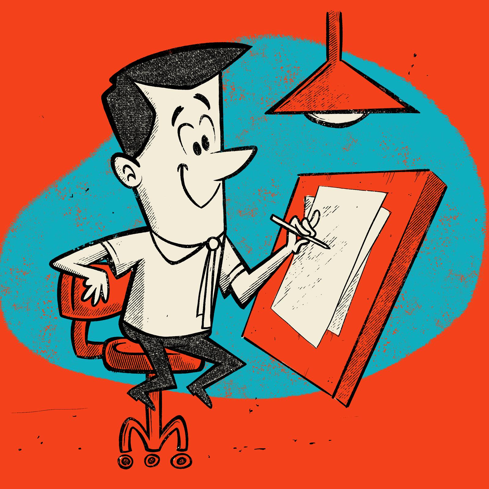 Como ilustrar um personagem com carisma