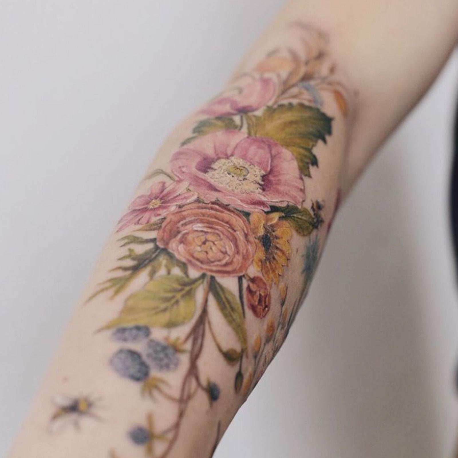 3 professoras da Domestika revelam as suas tatuadoras favoritas