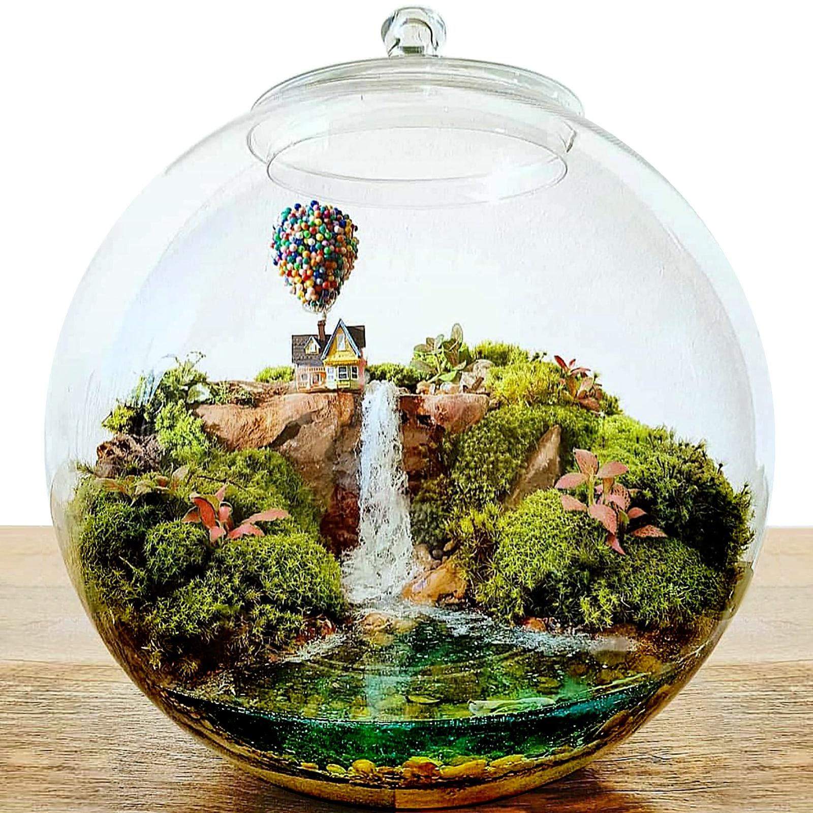 5 incríveis designers de miniatura botânica que você deveria conhecer