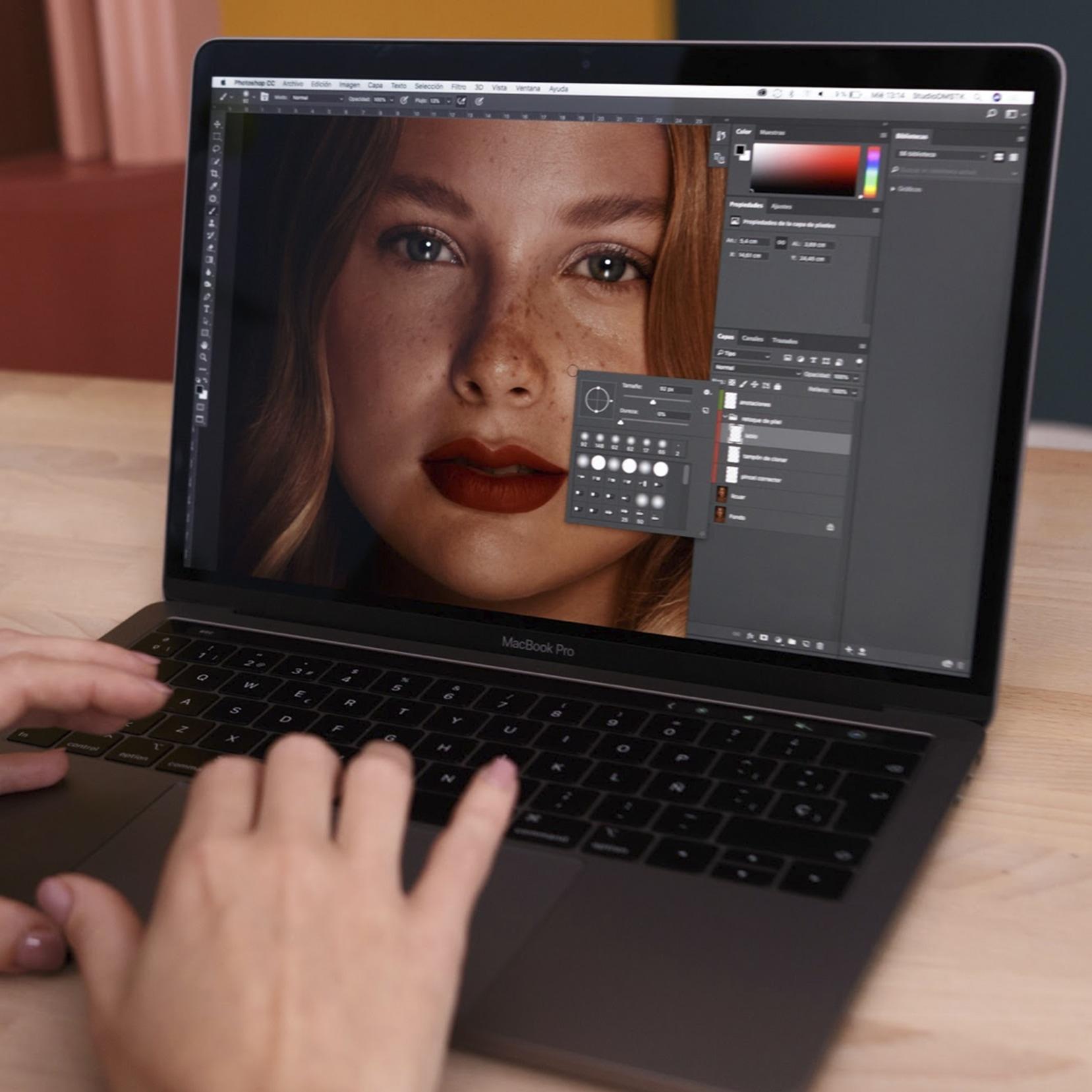 10 cursos online de Adobe Photoshop para fotógrafos profissionais
