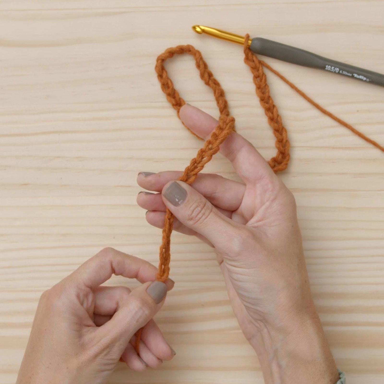 Tutorial Crochê: como calcular pontos facilmente