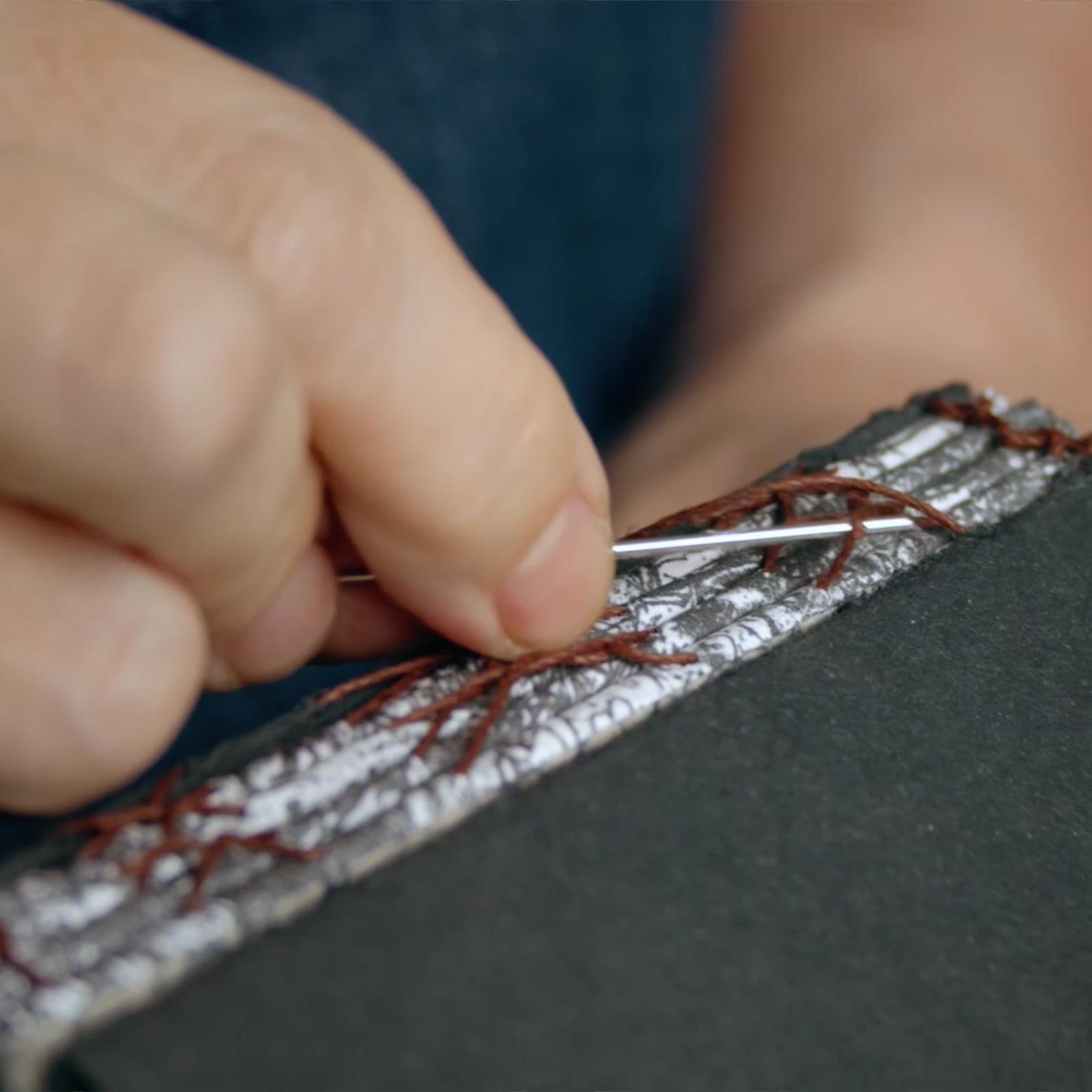 Tutorial DIY: como escolher fios para encadernação