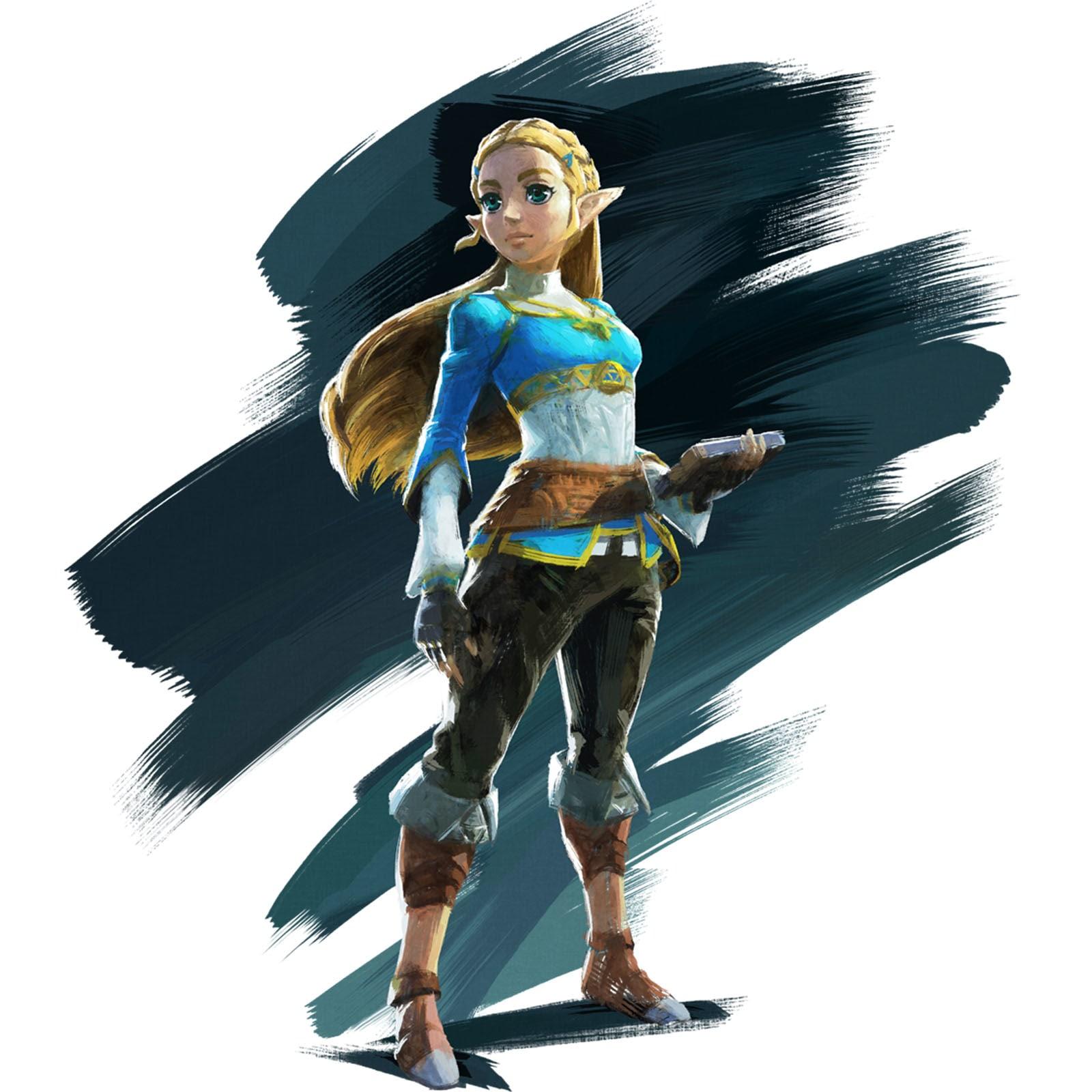 5 personagens femininas inspiradoras de The Legend Of Zelda