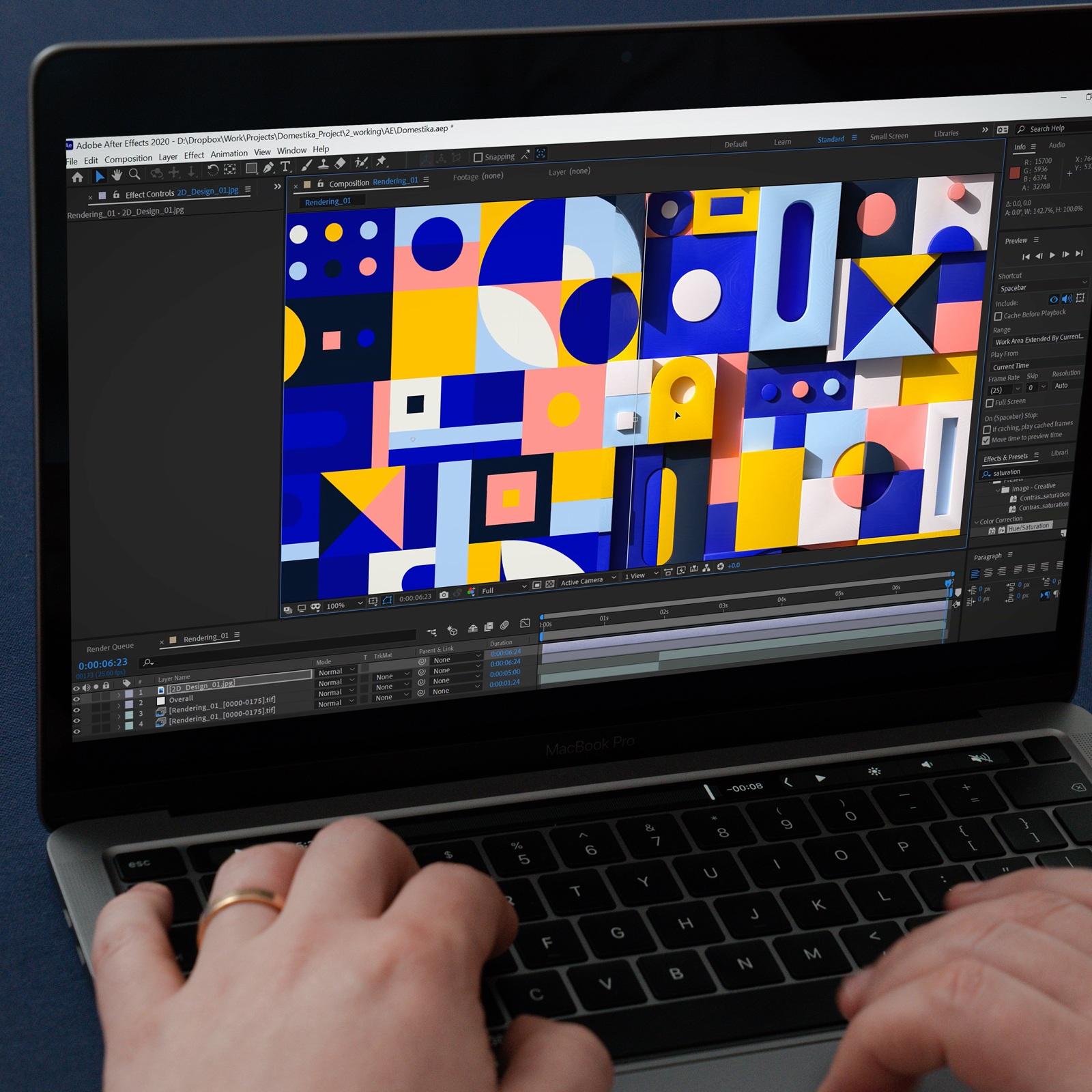 Tutorial animação: como codificar para Instagram e Vimeo