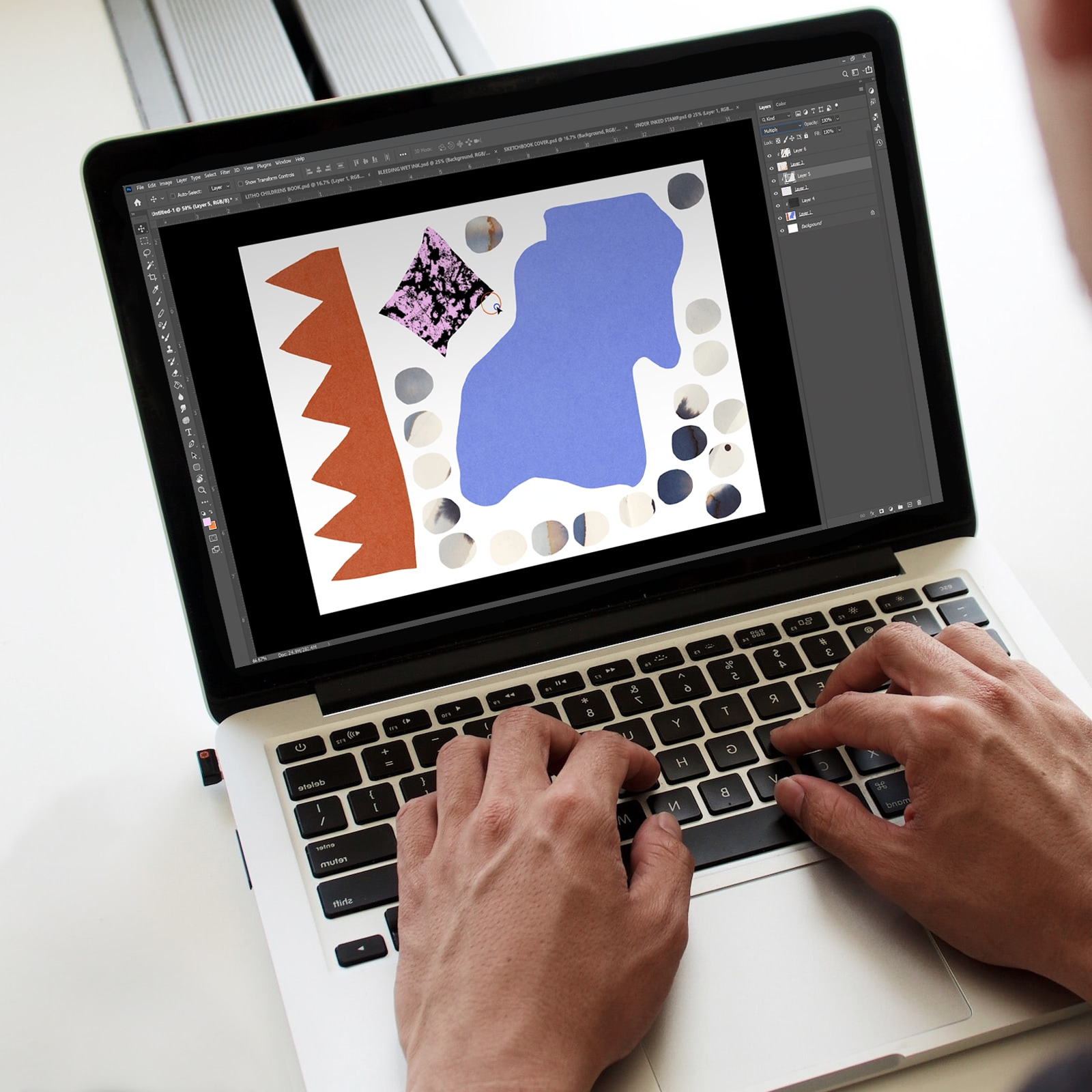 Tutorial Photoshop: principais atalhos para criar texturas