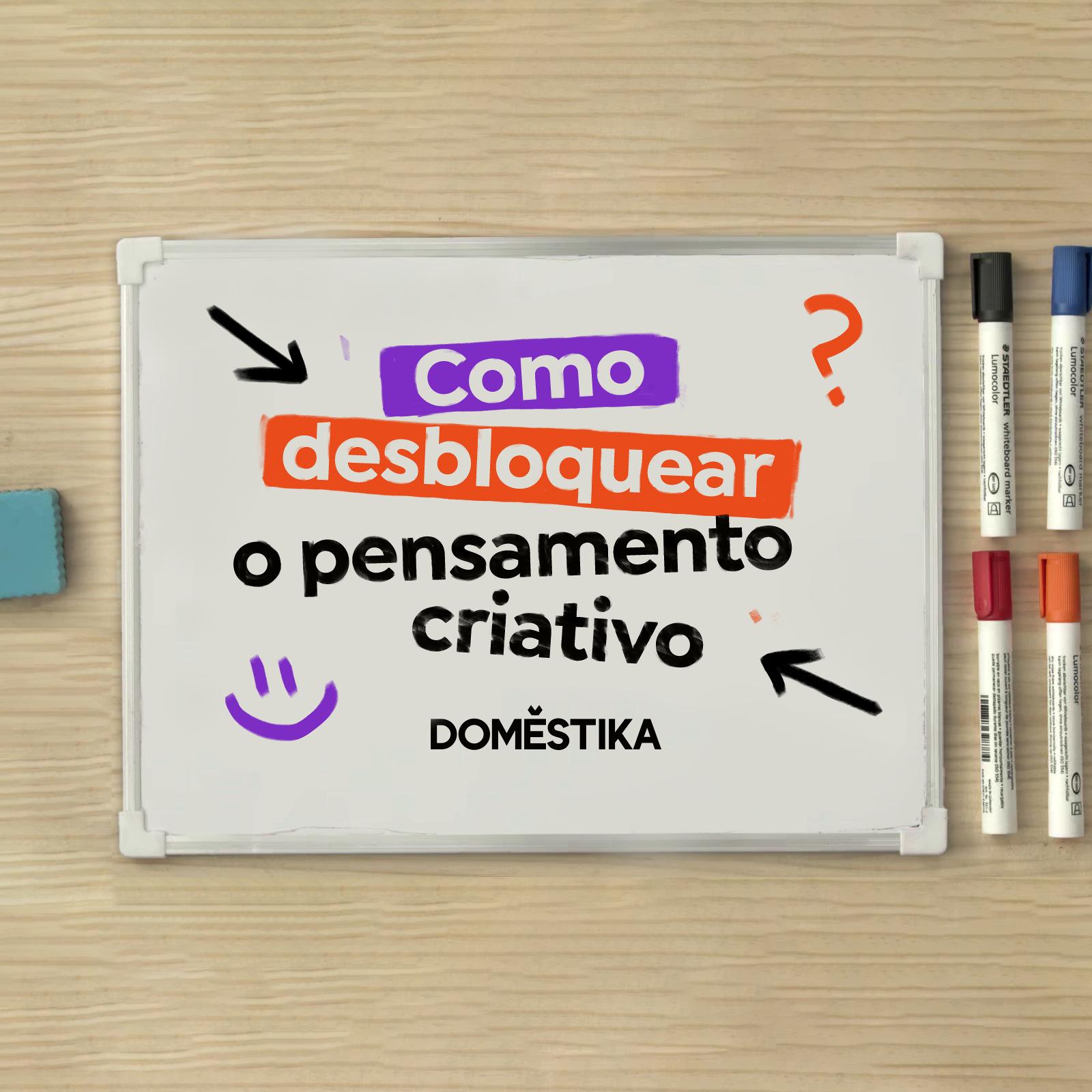 Tutorial Copywriting: como desbloquear o pensamento criativo