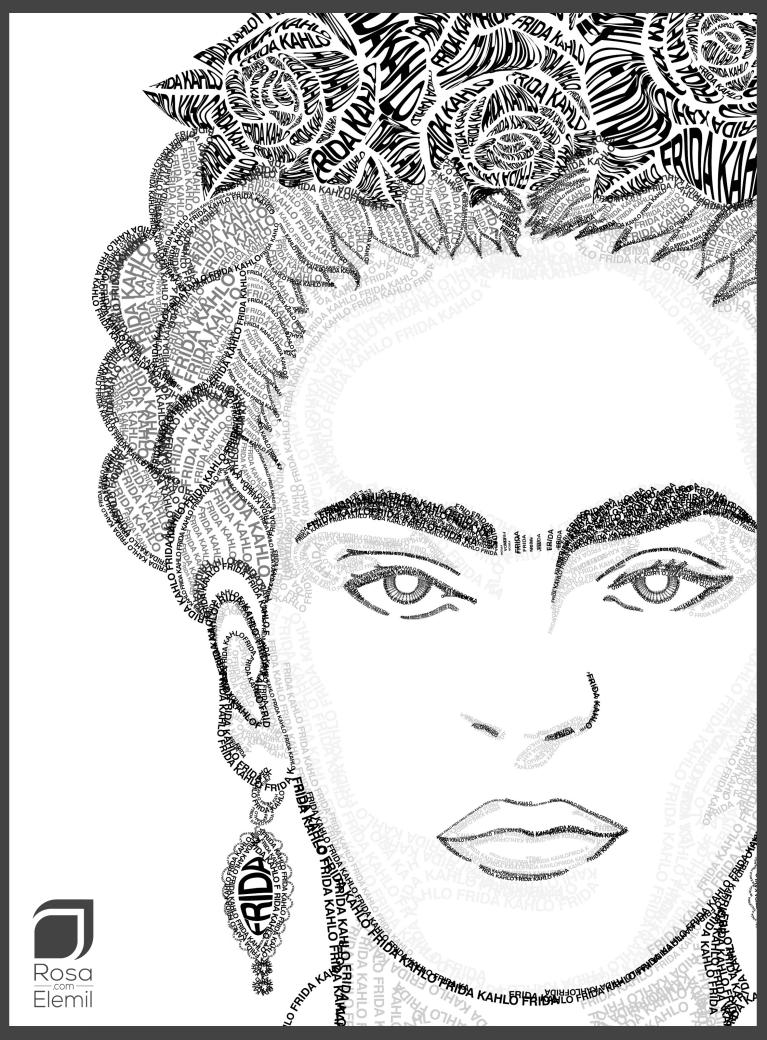 Crea Y Comparte Rinde Homenaje A Frida Kahlo A Través De La