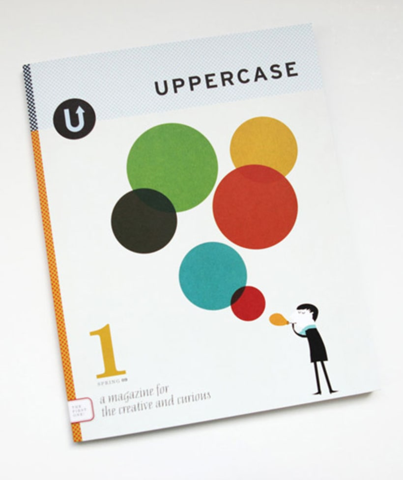 Uppercase magazine 2