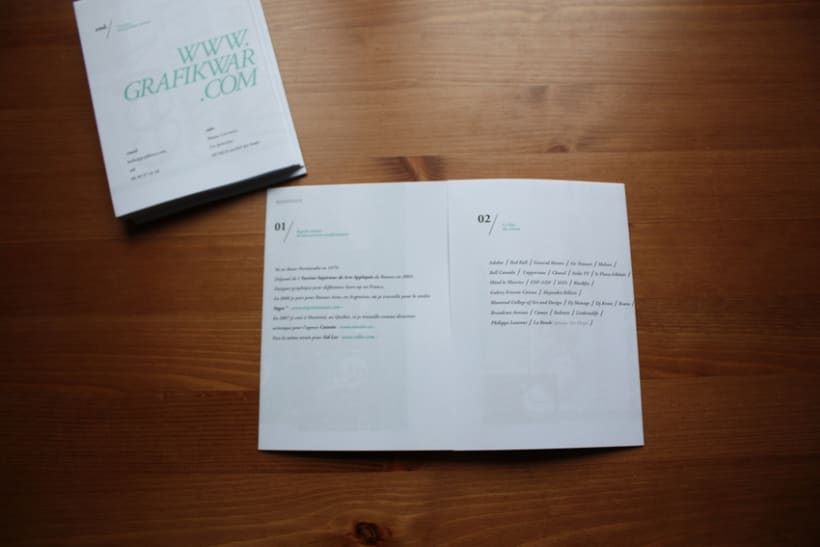 Print portfolio 2009 2